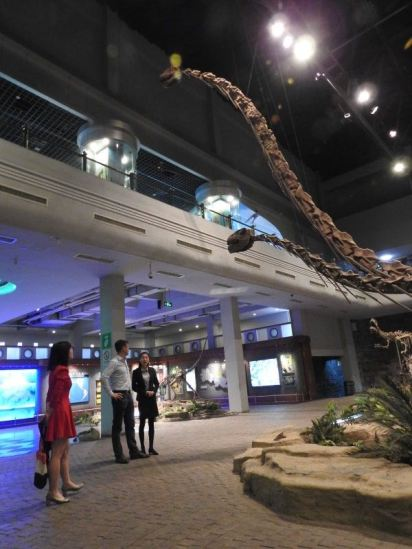 2016-04-21 TT at Zigong Dinosaur museum2