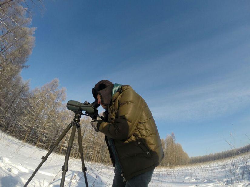 Northern Inner Mongolia In Winter – TripReport