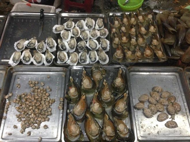 haikou seafood market 1