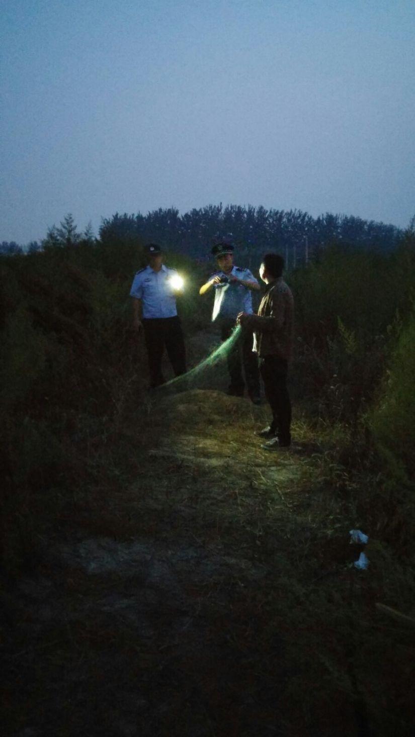 Battle Of Shunyi: Police Arrest TwoPoachers!