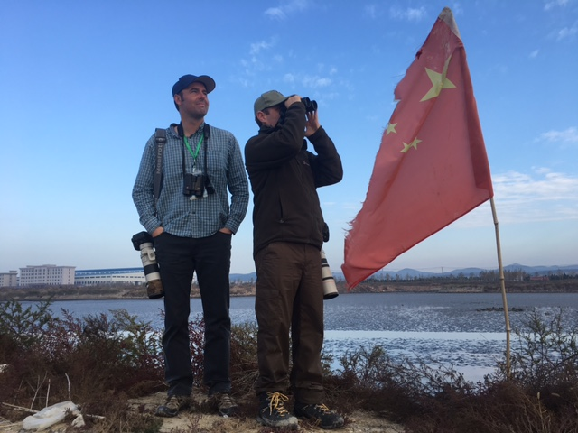 The 2nd China International Birding Festival in Lushun, Dalian