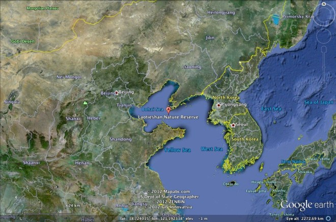 laotieshan-google-map
