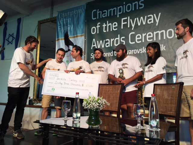 Champions Of The Flyway – AnInspiration