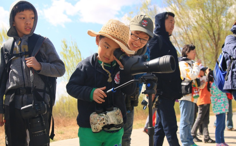 The EcoAction YoungBirders