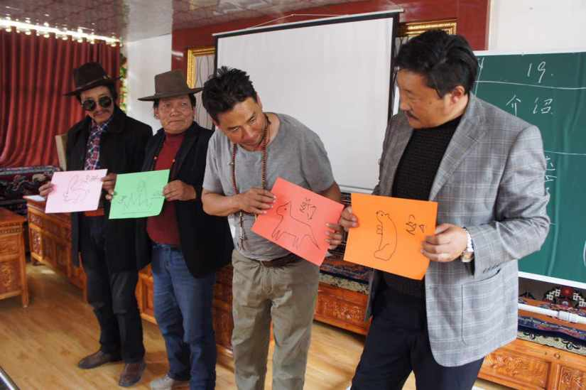 Training Yak Herders on the Tibetan Plateau