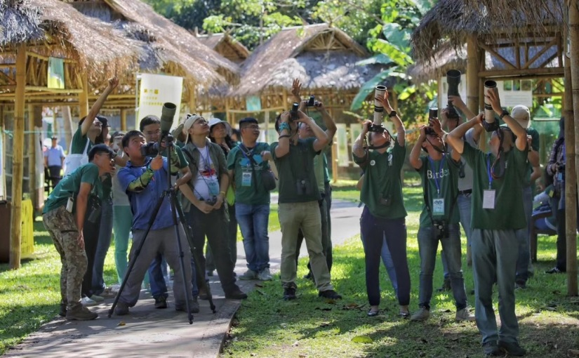 The 6th Xishuangbanna Birding Festival