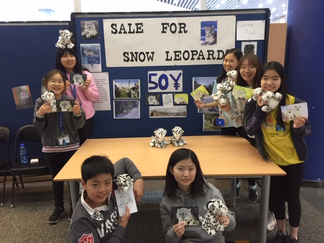 Schools for Snow Leopards